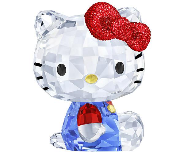 Hello Kitty, a gatinha que fala com ocoração.
